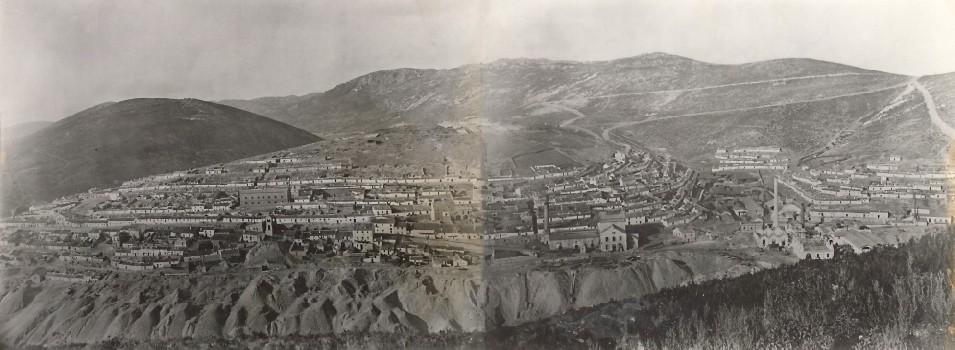 Minas del Horcajo. Año 1911