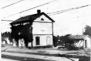 Estación de la Garganta