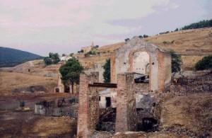 Minas del Horcajo. Año 2006